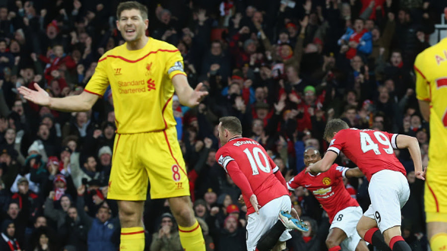 Premier League Betting Manchester United To Repeat Their 3 0 Win Over Liverpool At 40 1 Espn Blogs Espn Co Uk