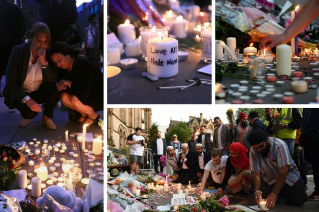 £4.1 million raised for victims of Manchester suicide bomb attack