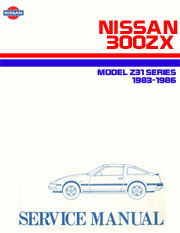Xenonzcar Com Z31 1984 1989 300zx Reference