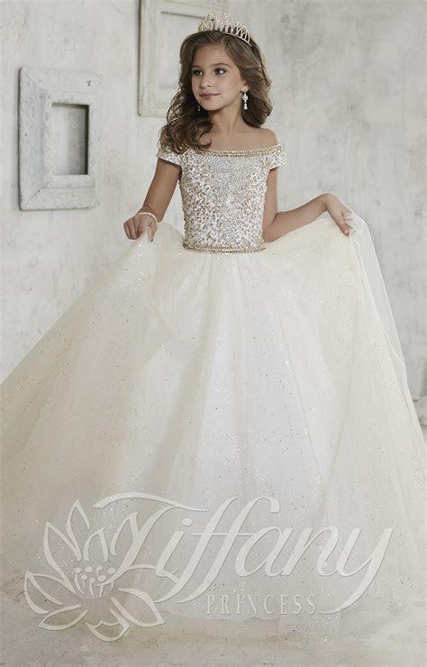 tiffany princess  princess grace gown prom dress