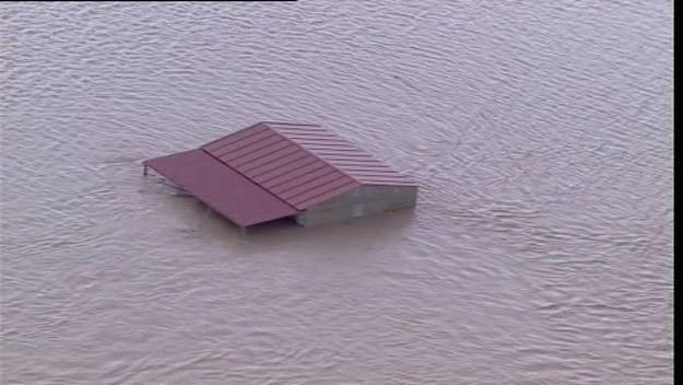 Las inundaciones son el fenómeno natural que más afecta a los españoles
