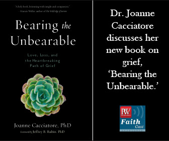 PW FaithCast: A Conversation with Joanne Cacciatore