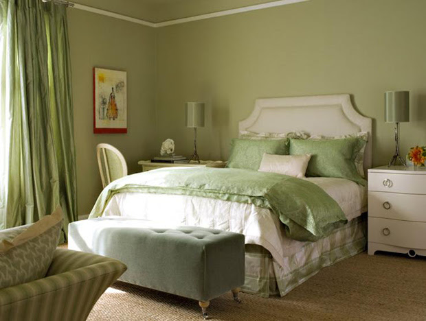 Sage Green Walls Bedroom Calm Situation with Sage Green Wall's ...