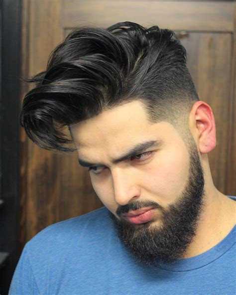 latest cool haircuts  mens  thick hair mens