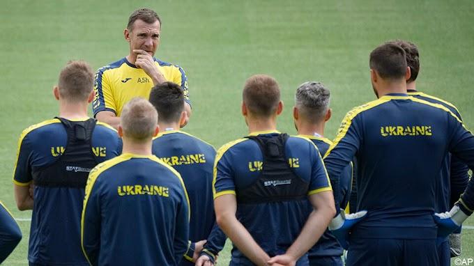 Andrej Sjevtsjenko gaat (na 5 jaar) niet verder als bondscoach van Oekraïne