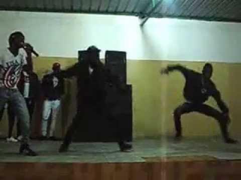 DANCA KUDURO DE ANGOLA