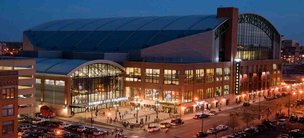 Bankers Life Fieldhouse Parking Guide Deals Maps Tips Spg