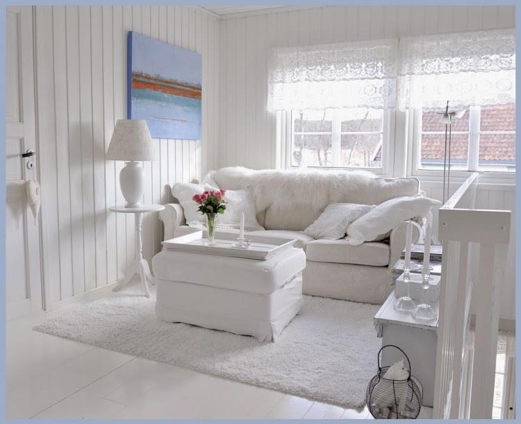 Shabby Chic im Wohnzimmer - 55 Möbel und Deko Ideen