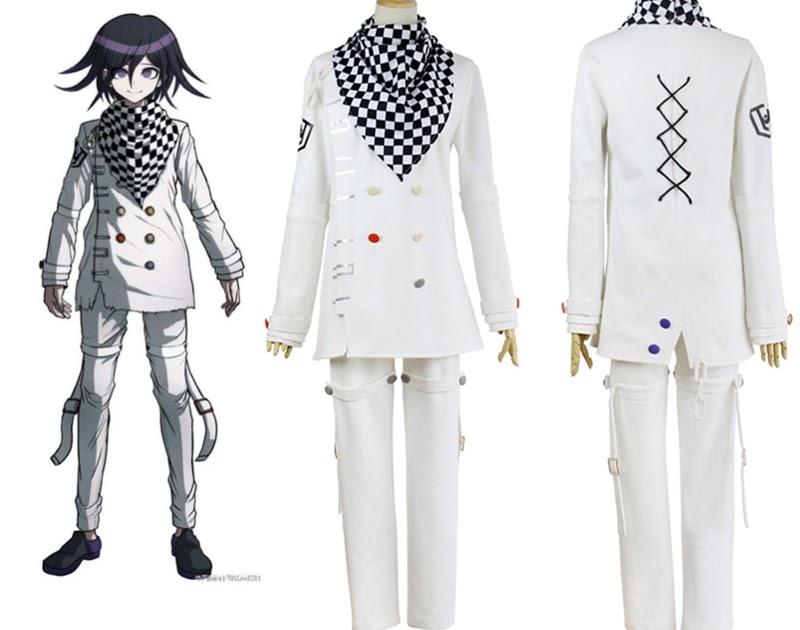 Achat Anime Danganronpa V3 Ouma Kokichi Cosplay Costume Japonais Jeu