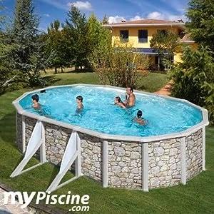 Avis piscine hors sol skyathos ovale 610 x 375 h 132 for Acheter piscine hors sol