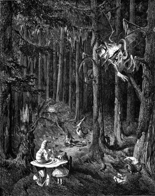 atrusprofanum:  Wlfred Satty -Visions of Alice-