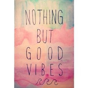 Nothing But Good Vibes Pictures Photos And Images For Facebook
