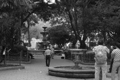 Guatemala - Antigua Parque Central
