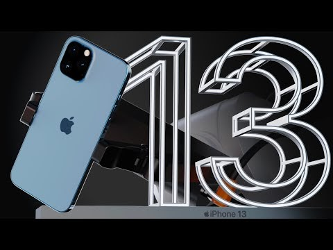 Apple iPhone 13 - New Features LEAKED...