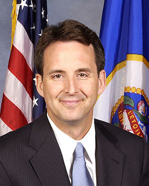 Official photo of Governor Tim Pawlenty (R-MN).