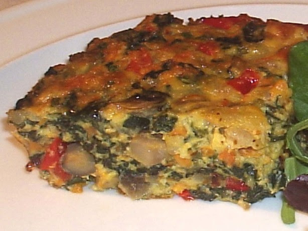 Vegetable Kugel Reci