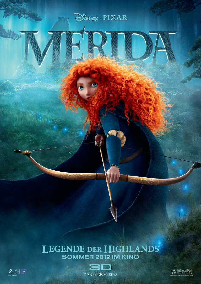 Merida Legende Der Highlands Film 2012 Filmstartsde