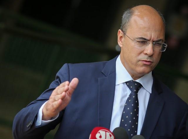 STJ afasta Wilson Witzel do cargo de governador do Rio de Janeiro