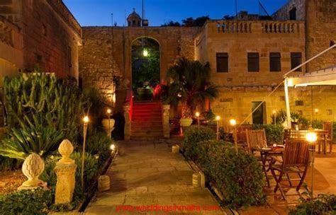 Weddings in Malta; Wedding Planners in Malta Palazzo
