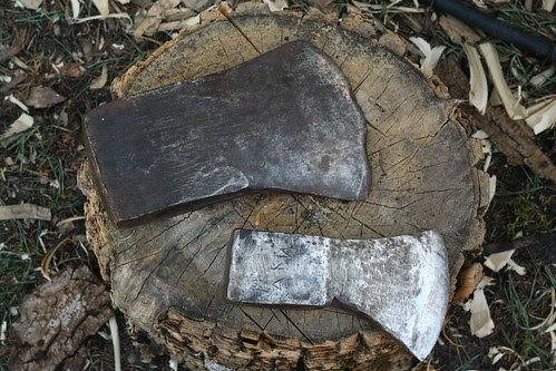 Vintage Axe Heads 2