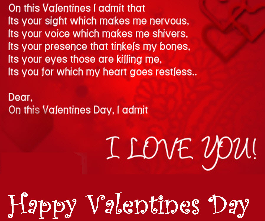 Romantic Valentine Quotes For Him Quotes