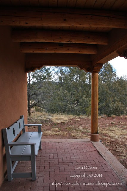 Pecos NHS Visitor Center 03