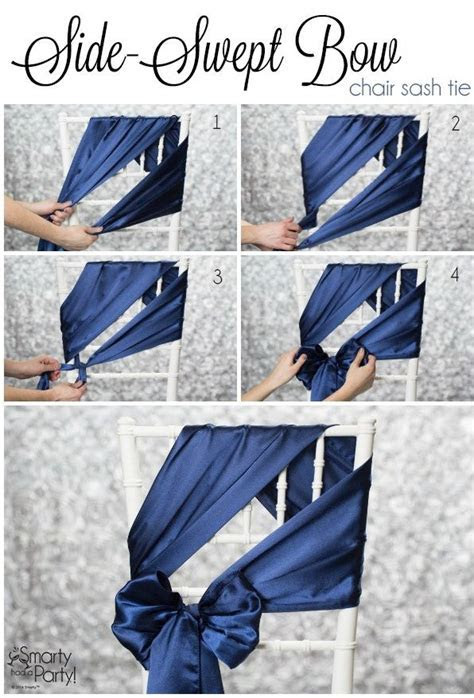 Chiavari chair tie idea   time to plan a wedding, oh my
