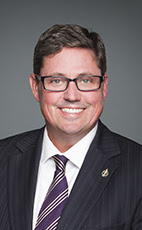 Photo - Kyle Peterson - Click to open the Member of Parliament profile