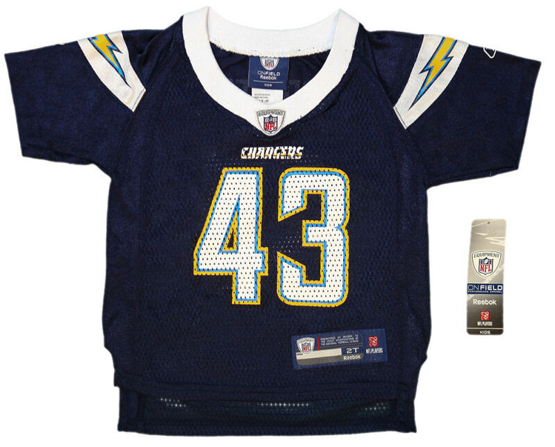 Sproles  Authentic NFL San Diego Chargers Replica Jersey  Toddler  Dark Blue  eBay