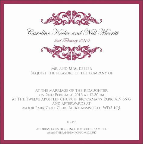 5 formal Dinner Invitation Wording Examples