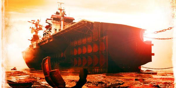 Paul Haggis Ship Breaker