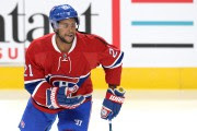 Devante Smith-Pelly ... (PHOTO BERNARD BRAULT, LA PRESSE) - image 2.0