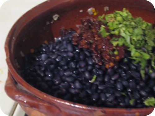 black bean prep 4