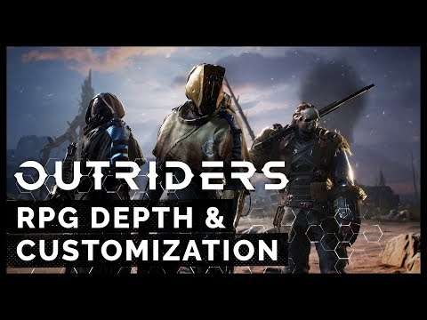 Bulletstorm dev shares first gameplay details of co-op sci-fi looter-shooter Outriders Part 3
