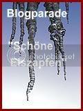 Blogparade Schöne Eiszapfenfotos