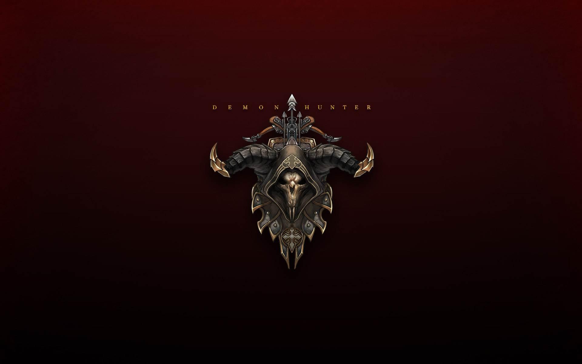 Wallpaper Demon Hunter World Of Warcraft Legion Hd 1920x1200