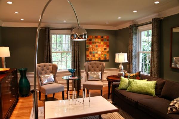 61 coole Beleuchtungsideen für Wohnzimmer!