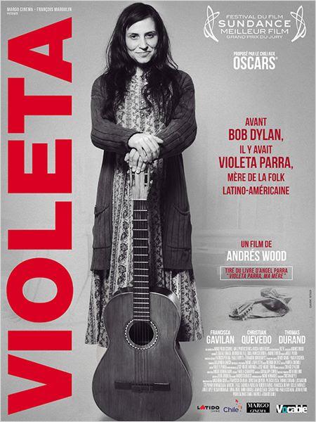 Violeta : affiche