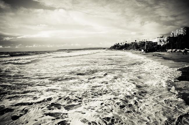 Preset Heaven bw beach