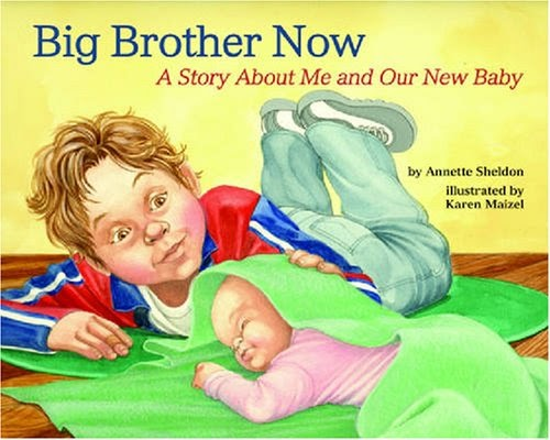 Descargar Big Brother Now: A Story About Me And Our New Baby De Annette Sheldon PDF EPub ... @tataya.com.mx