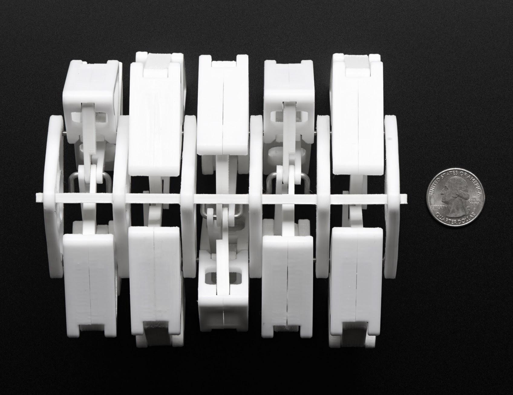 Humble Velocipede quarter white ORIG