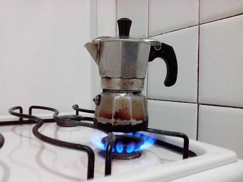 È sempre il tempo del caffè by Ylbert Durishti