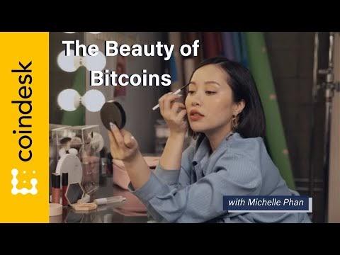 Michelle Phan Teaches Makeup Fans About Bitcoin