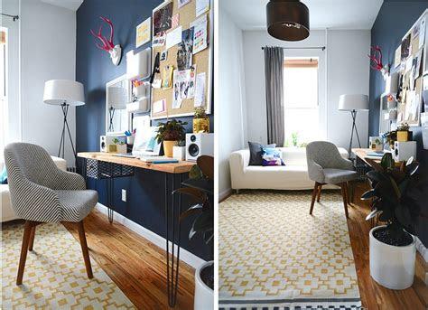 style girlfriends  york city home office officelovin