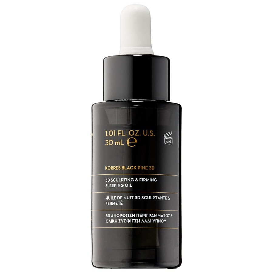 Black Pine 3D Sculpting & Firming Sleeping Oil