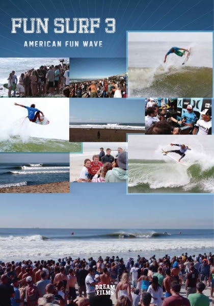 FUN SURF 3  - AMERICAN FUN WAVE -  4.13 on SALE