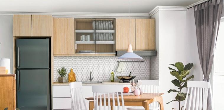 Desain Dapur Dan Ruang Makan Jadi Satu Terbaru