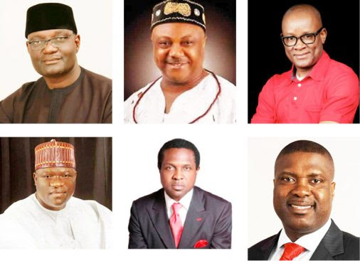 APC Governorship Candidates Face Biggest Battles In Opposition States