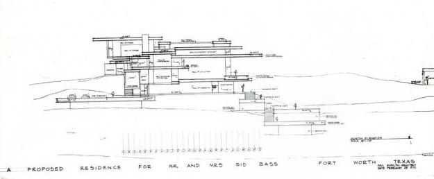 Residencia Bass - Paul Rudolph