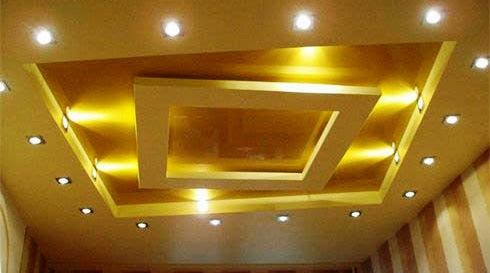 Best Pop Designs Gharexpert Gyproc Gypsum Board Interior Design